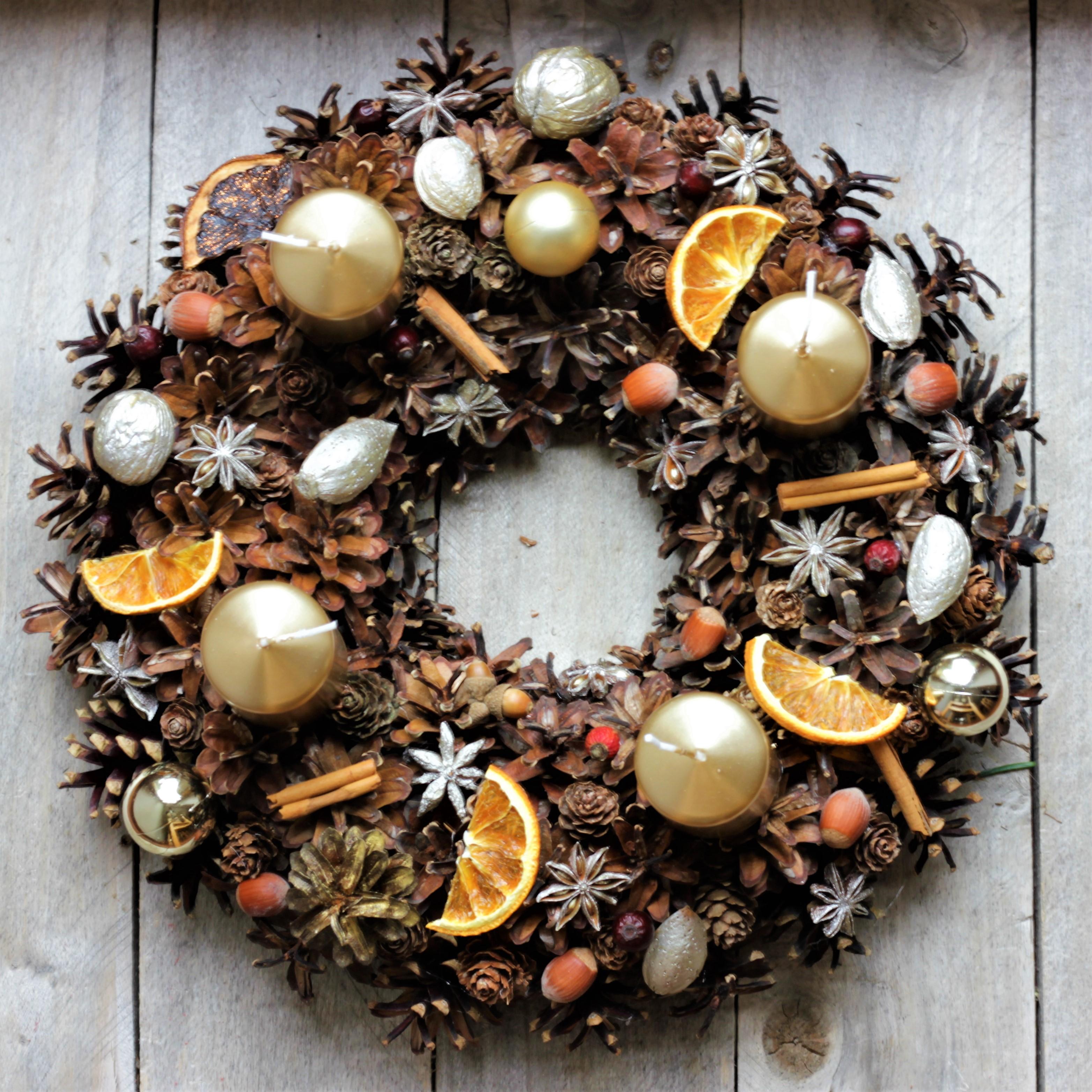 03b0dbbd9 adventý svietnik, vianočný svietnik, adventný veniec, veniec, vianočný,  vianoce, vianočné