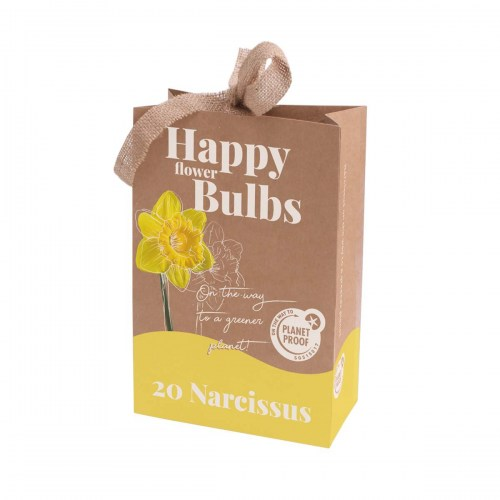 721.140 Bag Happy Flower Bulbs - Narcissus Standard Value
